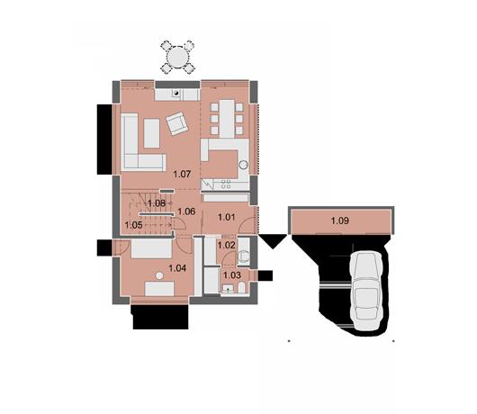 typovy-projekt-rodinneho-domu_TRENDY_prizemi